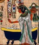 cleopatra-bano-egipcios-jabon-higiene-aseo