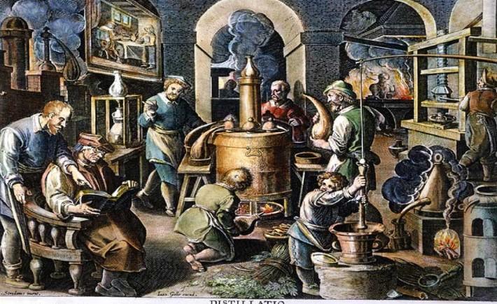La destilación de los aceites esenciales