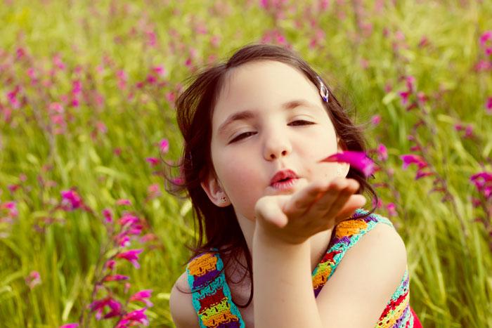 Sanación del niño interior con aromaterapia