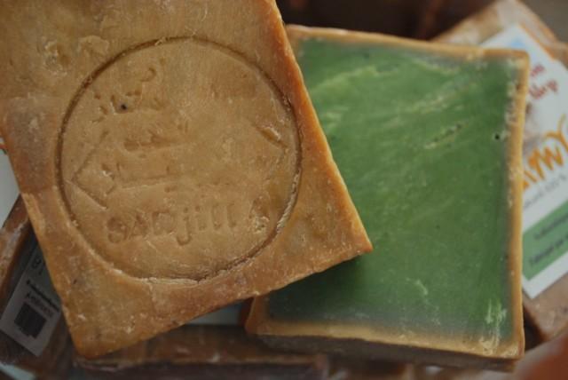 Alepo (Siria) quiere recuperar su aroma a jabón