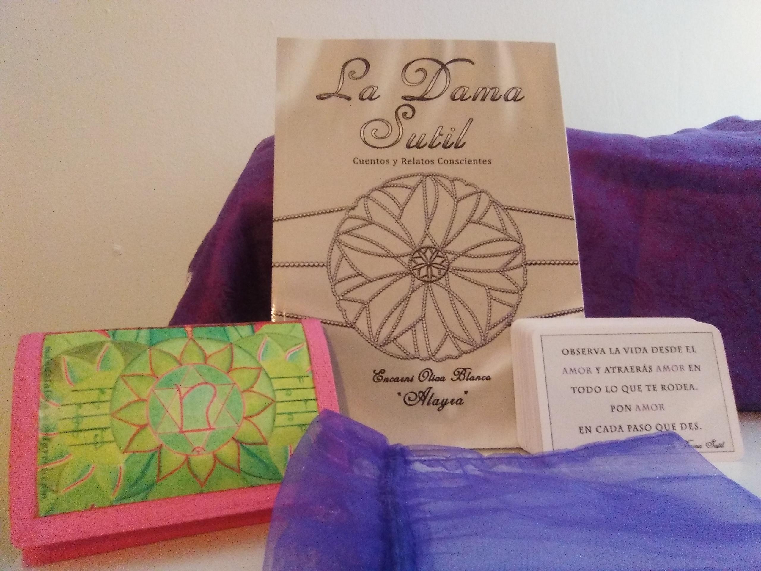 """Gracias a nuestra alumna Encarni Oliva """"Alayra"""" por sus obras de arte !!!"""