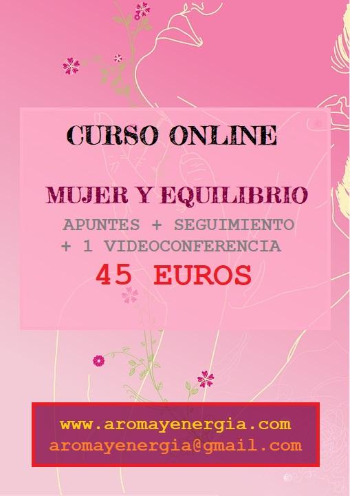 CURSO MUJER Y EQUILIBRIO ONLINE